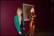 BELLA FRANKS, Allen Jones private view. Royal Academy,  London. 11 November  2014.