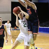Men's Basketball: Husson University Eagles vs. Carroll University (Wisconsin) Pioneers