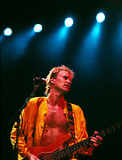Sting - The Police  London concert - Live