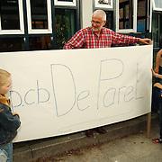 De Parel nieuwe naam Regenboogschool \ Dacostaschool Huizen