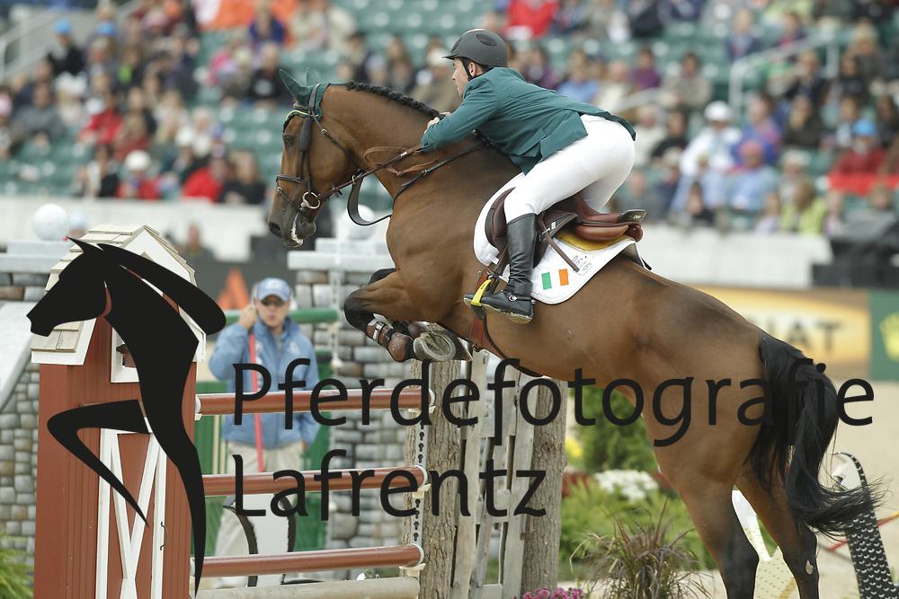O´CONNOR Cian, K Club Lady<br /> Kentucky - Alltech FEI WEG 2010<br /> /Stefan Lafrentz