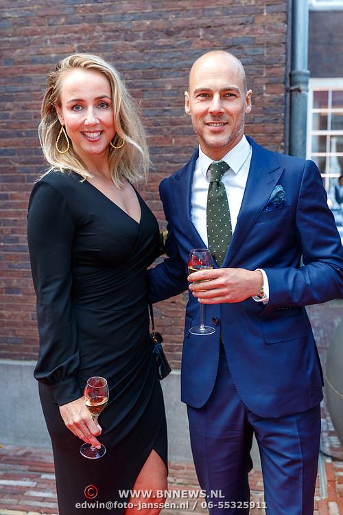 NLD/Amsterdam/201807 - Leading Ladies Awards 2018, Marielle van Essen en partner ..........