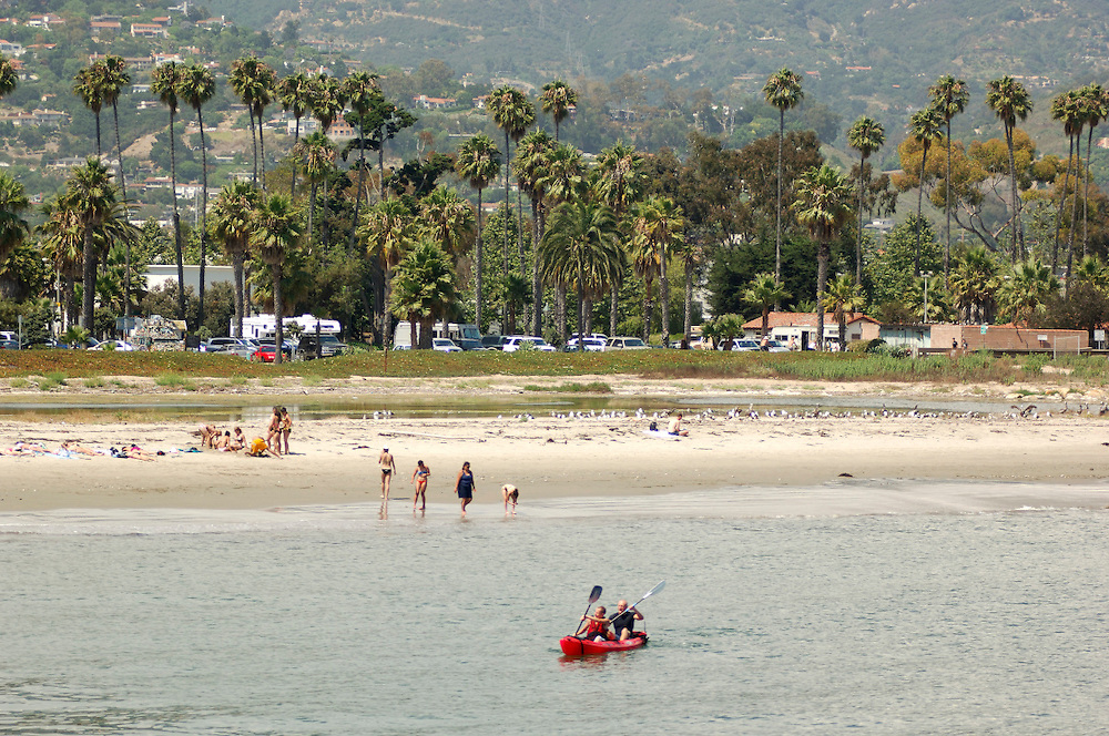 Sandy Beach, Santa Barbara, California, United States of America
