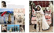 Tear-sheet from Travel+Leisure magazine's Wedding+Honeymoon issue. November 2013.