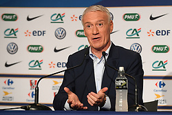 May 17, 2018 - Paris, France - DIDIER DESCHAMPS  (Credit Image: © Panoramic via ZUMA Press)