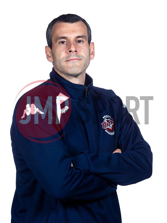 Andreas Kapoulas - Ryan Hiscott/JMP - 19/09/2018 - BASKETBALL- Ashton Gate Stadium - Bristol, England - Bristol Flyers Media Day