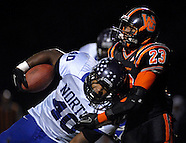 Webster Groves HS vs Parkway North HS football