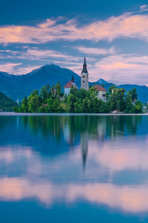 Europe,Slovenia, Bled