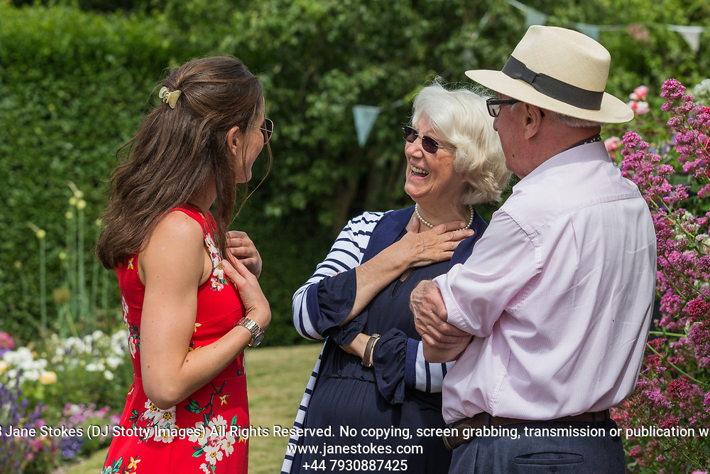 David's 60th Birthday Party on Saturday 23 June 2018 at David & Nicky's home. Photo by Jane Stokes (DJ Stotty Images)