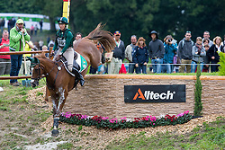 Aoife Clark, (IRL), Fenyas Elegance - Eventing Cross Country test - Alltech FEI World Equestrian Games™ 2014 - Normandy, France.<br /> © Hippo Foto Team - Leanjo de Koster<br /> 30/08/14