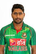 Imrul Kayes, Bangladesh cricket team headshots ahead of their New Zealand tour. Cobham Oval, Whangarei. 21 December 2016. Copyright Image: Heath Johnson / www.photosport.nz