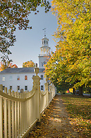 Old First Church, or First Congregational Church of Bennington Vermont