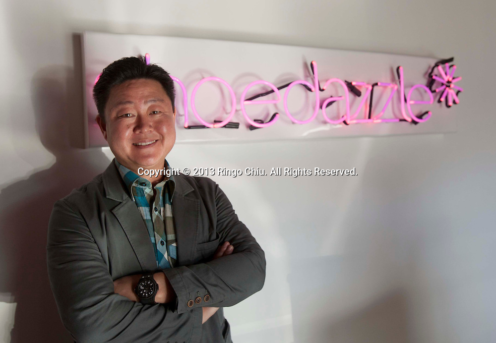 Brian Lee, founder of LegalZoom, ShoeDazzle and The Honest Company. He currently acts at CEO of ShoeDazzle and The Honest Company. (Photo by Ringo Chiu/PHOTOFORMULA.com).