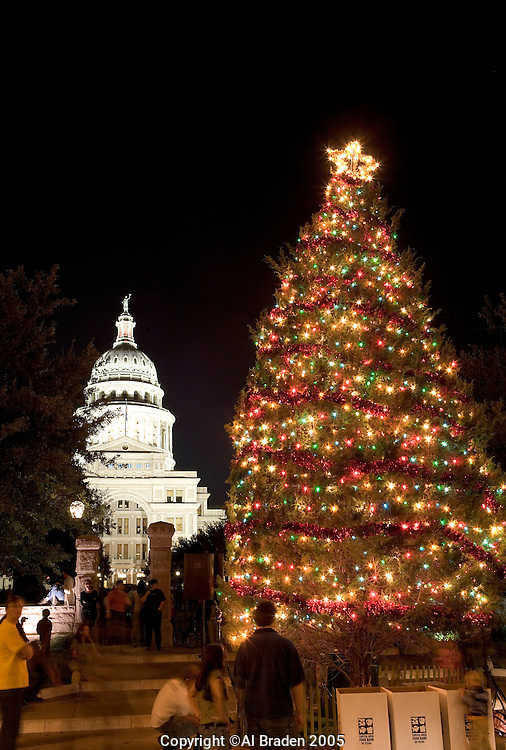 Christmas Lights Texas