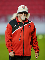 Gloucester's head coach Laurie Fisher  - Mandatory by-line: Matt McNulty/JMP - 16/09/2016 - RUGBY - Heywood Road Stadium - Sale, England - Sale Sharks v Gloucester Rugby - Aviva Premiership