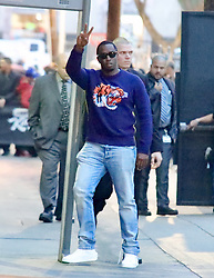 "Sean ""Diddy"" Combs Plugs His Latest Show at Kimmel. 03 Jan 2018 Pictured: Sean Combs. Photo credit: APEX / MEGA TheMegaAgency.com +1 888 505 6342"