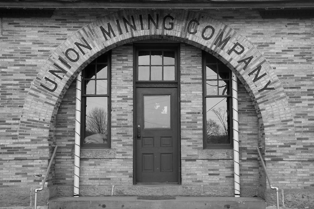 Union Mining Company building