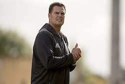 September 30, 2017 - Limerick, Ireland - Manager of Munster Rassie Erasmus during the Guinness PRO14 Conference A Round 5 match between Munster Rugby and Cardiff Blues at Thomond Park in Limerick, Ireland on September 30, 2017  (Credit Image: © Andrew Surma/NurPhoto via ZUMA Press)