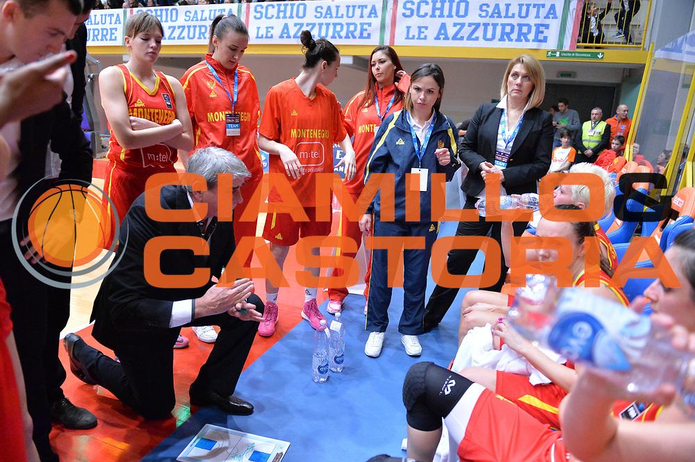 DESCRIZIONE : Schio Nazionale Italia Femminile Qualificazione Europeo Femminile 2017 Italia Montenegro Italy Montenegro<br /> GIOCATORE : Momir Milatovic<br /> CATEGORIA : Time Out<br /> SQUADRA : Italia Italy<br /> EVENTO : Qualificazione Europeo Femminile 2017<br /> GARA : Italia Montenegro Italy Montenegro<br /> DATA : 20/02/2016 <br /> SPORT : Pallacanestro<br /> AUTORE : Agenzia Ciamillo/M.Gregolin<br /> Galleria : FIP Nazionali 2016<br /> Fotonotizia : Schio Nazionale Italia Femminile Qualificazione Europeo Femminile 2017 Italia Montenegro Italy Montenegro