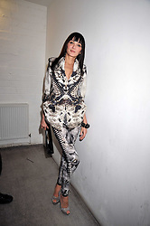 Annabel Neilson at the Prada Congo Art Party hosted by Miuccia Prada and Larry Gagosian at The Double Club, 7 Torrens Street, London EC1 on 10th February 2009.