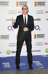 © Licensed to London News Pictures. 04/07/2014, UK. Francis Rossi; Status Quo, Nordoff Robbins O2 Silver Clef Awards, London Hilton Park Lane, London UK, 04 July 2014. Photo credit : Richard Goldschmidt/Piqtured/LNP