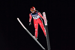 02.12.2016, Lillehammer, NOR, FIS Weltcup Ski Sprung, Lillehammer, Damen, im Bild Anna Rupprecht (GER) // Anna Rupprecht of Germany during Womens Skijumping Competition of FIS Skijumping World Cup. Lillehammer, Norway on 2016/12/02. EXPA Pictures © 2016, PhotoCredit: EXPA/ Nisse<br /> <br /> *****ATTENTION - OUT of SWE*****