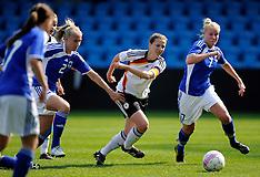 20110421 U17 fodbold kvinder Tyskland-Finland