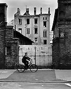 20.04.2006 Warszawa . Hoza 55 przedwojenna fabryka Braci Lopienskich.Fot. Piotr Gesicki