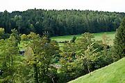 Tal, Landschaft bei Scharzfeld, Harz, Niedersachsen, Deutschland | landscape near Scharzfeld, Harz, Lower Saxony, Germany