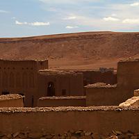 Africa, Morocco, Ourazazate. Ait Ben Haddou.