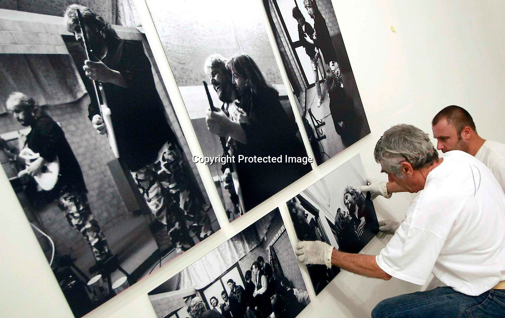 Naples ( Museum of modern art PAN ) October 15, 2015<br />