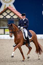 SCHMIDT Hubertus (GER), Bonamour<br /> Hagen - Horses and Dreams 2019<br /> Qualifikation Louisdor-Preis-Finalqualifikation<br /> 26. April 2019<br /> © www.sportfotos-lafrentz.de/Stefan Lafrentz