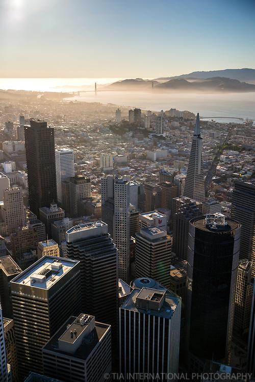 Financial District, SF