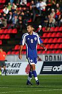 20.08.2008, Ratina, Tampere, Finland..Yst?vyysottelu Suomi - Israel / Friendly International match Finland v Israel.Aviram Baruchyan - Israel.©Juha Tamminen.....ARK:k