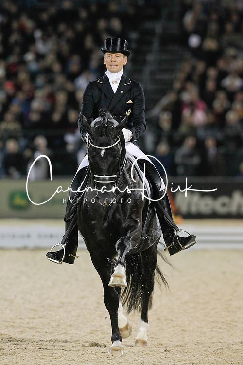 Gal Edward (NED) - Moorlands Totilas <br /> Alltech FEI World Equestrian Games <br /> Lexington - Kentucky 2010<br /> &copy; Dirk Caremans
