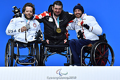 March 17th 2018 - Podium