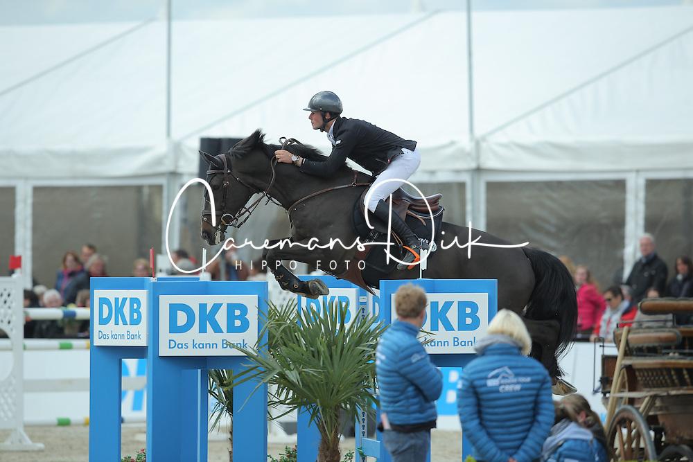 Van Paesschen Constant, (BEL), Compadre van de Helle<br /> CSI4* Qualifikation DKB-Riders<br /> Horses &amp; Dreams meets Denmark - Hagen 2016<br /> &copy; Hippo Foto - Stefan Lafrentz