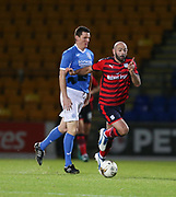 06/10/2017 - St Johnstone v Dundee - Dave Mackay testimonial at McDiarmid Park, Perth, Picture by David Young - Gary Harkins