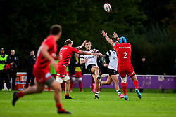 Sam Bedlow of Bristol Bears United - Mandatory by-line: Ryan Hiscott/JMP - 24/09/2018 - RUGBY - Clifton RFC - Bristol, England - Bristol Bears United v Saracens Storm - Premiership Rugby Shield