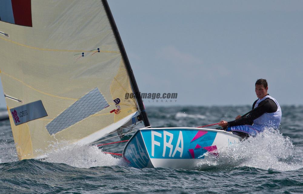 Finn FRA Lobert  Jonathan<br /> <br /> 2012 Olympic Games <br /> London / Weymouth