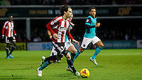 Brentford FC's Jota during the Sky Bet Championship match between Brentford and Blackburn Rovers at Griffin Park, London 13/12/2014<br /> Picture by Mark D Fuller
