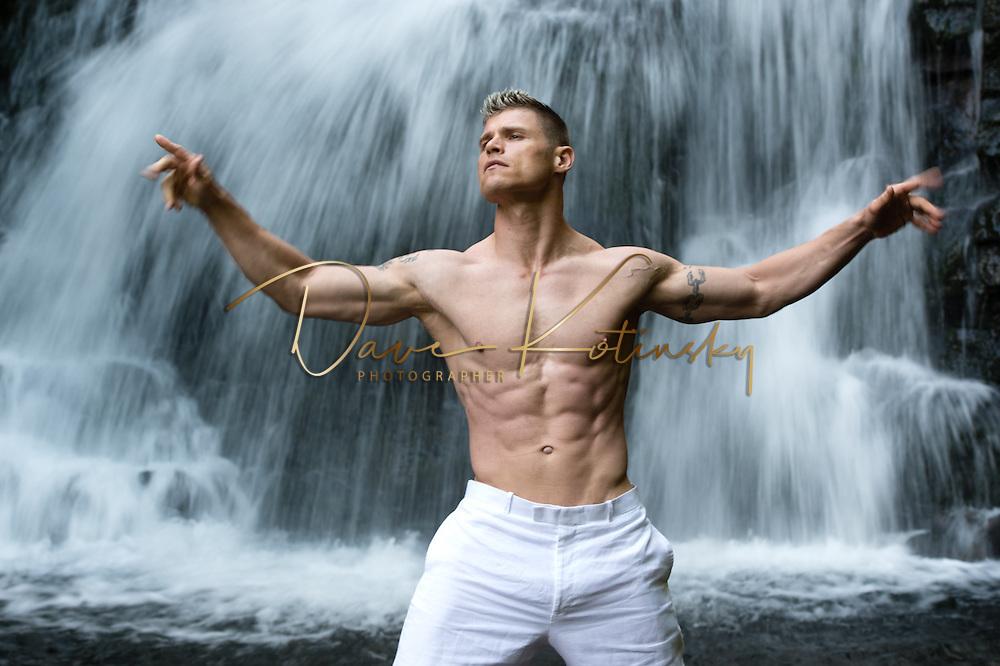 Fitness Model Waterfall