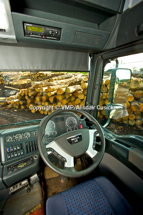 Man Truck Interior | Virtual Motorpix