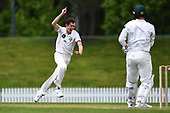 191111 Stags v Canterbury - Plunket Shield Day 4