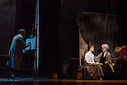 Rebecca Luker, second from right, plays Adult Marie  van Goethem in Little Dancer at the Kennedy Center in Washington, D.C. This is a world premiere Kennedy Center produced production that is directed and choreographed by Susan Stroman, book and lyrics by Lynn Ahrens, and music by Stephen Flaherty.