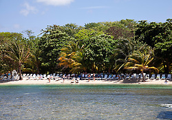 A favored shore excursion for cruise ship passengers, the tiny islet of Maya Caye offers a beautiful beach, good snorkeling, and a look at a small zoo of rehabilitated animals