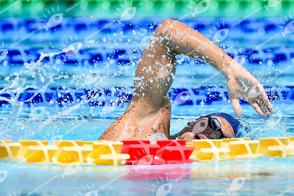 OCCHIPINTI Alessio Canottieri Aniene <br /> 1500 freestyle men slow heat<br /> day 02  24-06-2017<br /> Stadio del Nuoto, Foro Italico, Roma<br /> FIN 54mo Trofeo Sette Colli 2017 Internazionali d'Italia<br /> <br /> Photo Antonietta Baldassarre/Deepbluemedia/Insidefoto