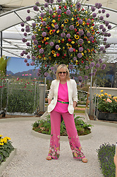 TWIGGY at the 2014 RHS Chelsea Flower Show held at the Royal Hospital Chelsea, London on 19th May 2014.
