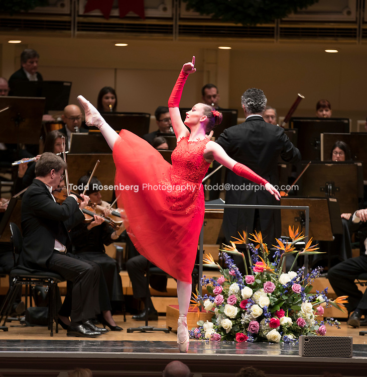 12/30/17 2:48:59 PM -- Chicago, IL, USA<br /> Attila Glatz Concert Productions' &quot;A Salute to Vienna&quot; at Orchestra Hall in Symphony Center. Featuring the Chicago Philharmonic <br /> <br /> &copy; Todd Rosenberg Photography 2017