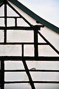 Nederland, Epen, 8-2-2014 Een vakwerkhuis in het centrum van dit dorp in Zuid limburg, Zuid-Limburg. Foto: Flip Franssen/Hollandse Hoogte